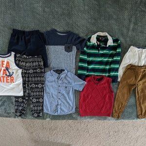 9pc Boys Size 5 Bundle